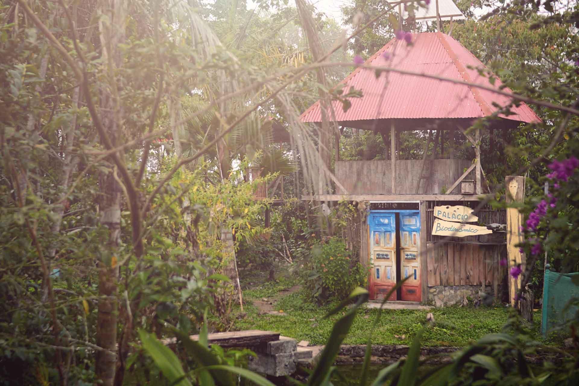 Palacio Biodinamico