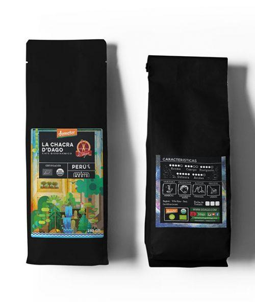 comprar cafe peruano, cafe biodinamico